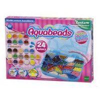 Kreatywne dla dzieci, Aquabeads Wielki zestaw koralików*