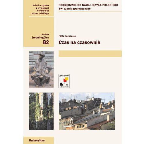 E-booki, Czas na czasownik - Piotr Garncarek