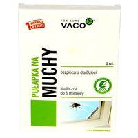 Środki i akcesoria przeciwko owadom, Domowa pułapka na muchy na okno Vaco 2 szt.