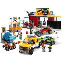 LEGO zestaw City 60258 Warsztat tuningowy