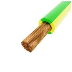 Przewód 2,5mm2 żółto-zielony LGY H07V-K linka sterownicza 100m Lapp Kabel 4520002