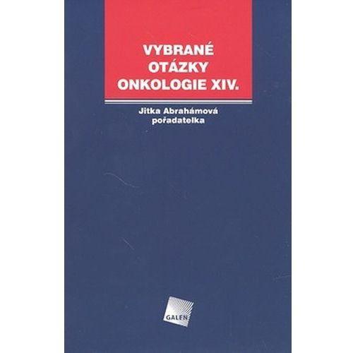 Pozostałe książki, Vybrané otázky Onkologie XIV. Jitka Abrahámová