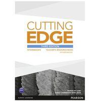 Książki do nauki języka, Cutting Edge 3ed.Intermediate TRB (opr. miękka)