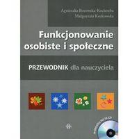 Książki medyczne, Funkcjonowanie osobiste i społeczne + CD (opr. miękka)