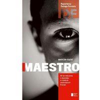 E-booki, Maestro. 40 lat milczenia o skandalu w mieście zasłoniętych firanek + zakładka do książki GRATIS