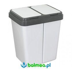 Kosz do segregacji śmieci BALMEA Ecobin