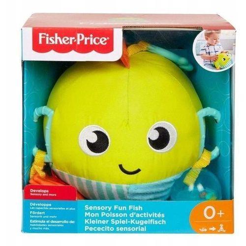Pozostałe zabawki edukacyjne, Fisher Price Aktywizująca rybka
