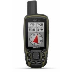 Garmin nawigacja terenowa GPSmap 65s EUROPE