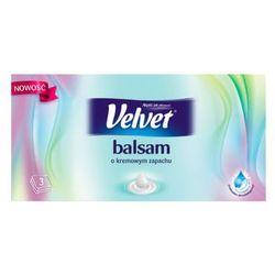 Chusteczki higieniczne z balsamem o kremowym zapachu 70 szt.