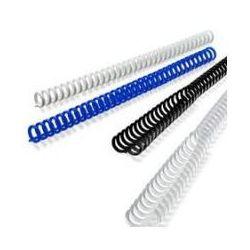 Grzbiety CLICK 16mm z zipperem przezroczyste