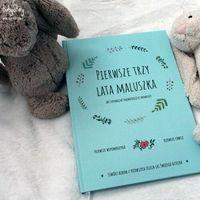 Pozostałe akcesoria dla dzieci, Baby Story - Książka Bunny Story