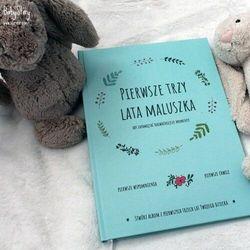 Baby Story - Książka Bunny Story