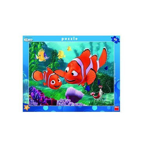 Puzzle, Puzzle 40 dílků Nemo neuveden