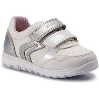 Półbuty i trzewiki dziecięce, Sneakersy GEOX - B Xunday G. A B921CA 014AJ C0007 M White/Silver