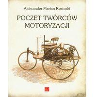 Biblioteka motoryzacji, Poczet twórców motoryzacji (opr. miękka)