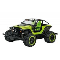 Jeżdżące dla dzieci, Carrera auto rc off road jeep trailcat - ax 1:18