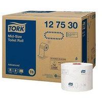Papier toaletowy, Papier toaletowy Tork Mid-size T6, 2 warstwy, mix - 27 rolek