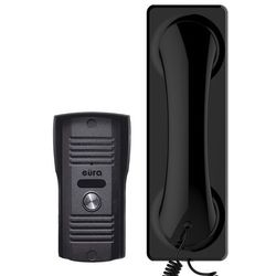 Eura Domofon ADP-23A3 FLUMINO czarny