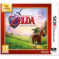 Gra Nintendo The Legend of Zelda: Ocarina of Time Selects 3DS 2DS