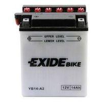 Akumulatory do motocykli, Akumulator EXIDE BIKE YB14-A2