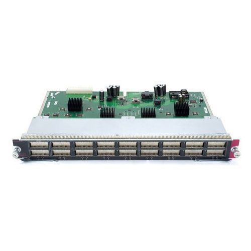 Routery i modemy ADSL, WS-X4418-GB Moduł Cisco Catalyst 4500 GE Module, Server Switching 18-Ports (GBIC)