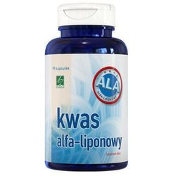 Kwas Alfa-Liponowy 90 kapsułek