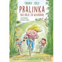 Książki dla dzieci, Pralinka nie daje za wygraną - Fanny Joly (opr. twarda)