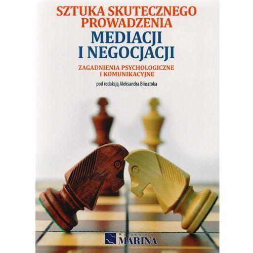 Biblioteka biznesu, Sztuka skutecznego prowadzenia mediacji i negocjacji (opr. miękka)