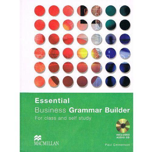 Książki do nauki języka, Essential Business Grammar (opr. miękka)