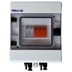 Rozdzielnia PV Ogranicznik 1000 PV Bezpiecznik 15A