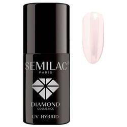 Lakier Hybrydowy Semilac 128 Pink Marshmallow - 7 Ml