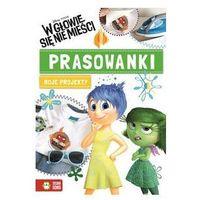 Książki dla dzieci, W głowie się nie mieści- prasowanki disney (opr. miękka)