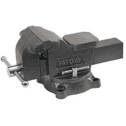 Imadło ślusarskie, obrotowe 150 mm / YT-6503 / YATO - ZYSKAJ RABAT 30 ZŁ