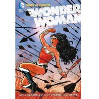 Książki fantasy i science fiction, KREW WONDER WOMAN TOM 1 - Wysyłka od 3,99 - porównuj ceny z wysyłką (opr. twarda)