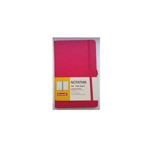 Notesy, Notes A6/80 kratka Roma różowy