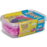 Pozostałe artykuły plastyczne, Super Sand, różowy