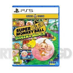 Super Monkey Ball Banana Mania - Edycja Launch PS5