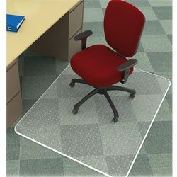 Mata pod krzesło Q-CONNECT na dywan KF1898
