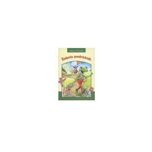 Książki dla dzieci, Żabcio podróżnik (opr. twarda)