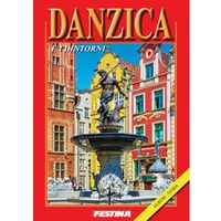 Albumy, Gdańsk i okolice mini - wersja włoska - Rafał Jabłoński (opr. broszurowa)