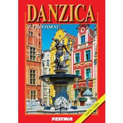 Gdańsk i okolice mini - wersja włoska - Rafał Jabłoński (opr. broszurowa)