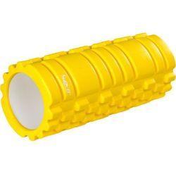 Wałek do masażu MOVIT 33 x 14 cm, żółty