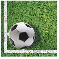 Serwetki, Serwetki urodzinowe Football Party - 33 cm - 20 szt.