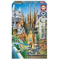 Puzzle, Puzzle 1000 elementów, Collage - DARMOWA DOSTAWA OD 199 ZŁ!!!