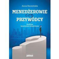 Biblioteka biznesu, Menedżerowie czy przywódcy (opr. broszurowa)