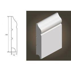 LISTWA LAGRUS - Atena 100 (100x16) * Długość - 262 cm*