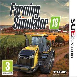Gra 3DS Farming Simulator 18
