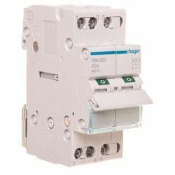 SBN325 Rozłącznik izolacyjny 25A 3 fazowy Hager (SB325)