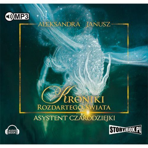 Książki fantasy i science fiction, Kroniki rozdartego świata Asystent... Audiobook