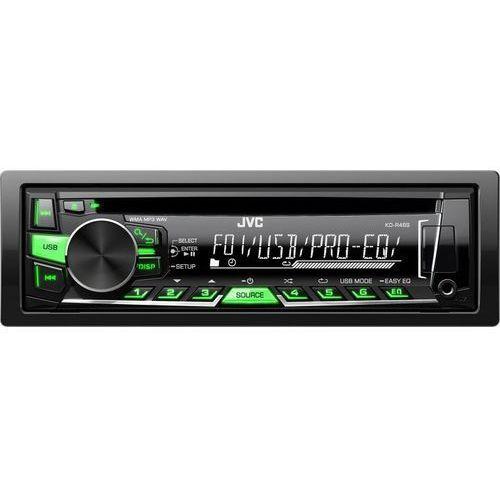 Radioodtwarzacze samochodowe, JVC KD-R469